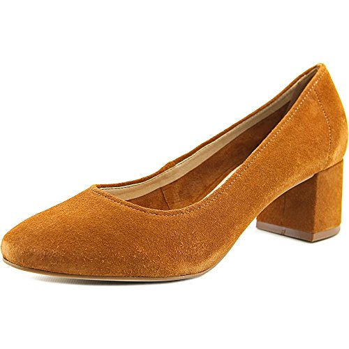 LFL by Lust for Life Womens rapport Cognac Suede RWggDKo