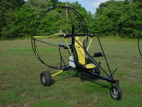 Powered Parachute Plans T-103 Plans on Cd-rom