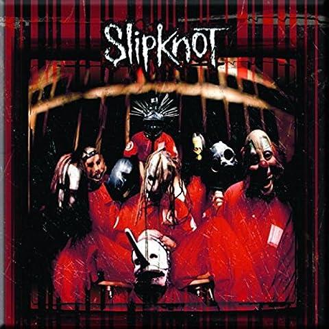 Slipknot Neighbourhood new Official 76mm x 76mm Fridge Magnet (Slipknot Jacket Women)