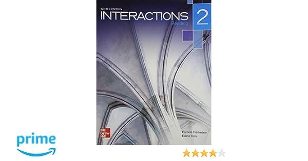 Interactions level 2 reading student book plus registration code for interactions level 2 reading student book plus registration code for connect esl pamela hartmann elaine kirn 9780077831011 amazon books fandeluxe Gallery