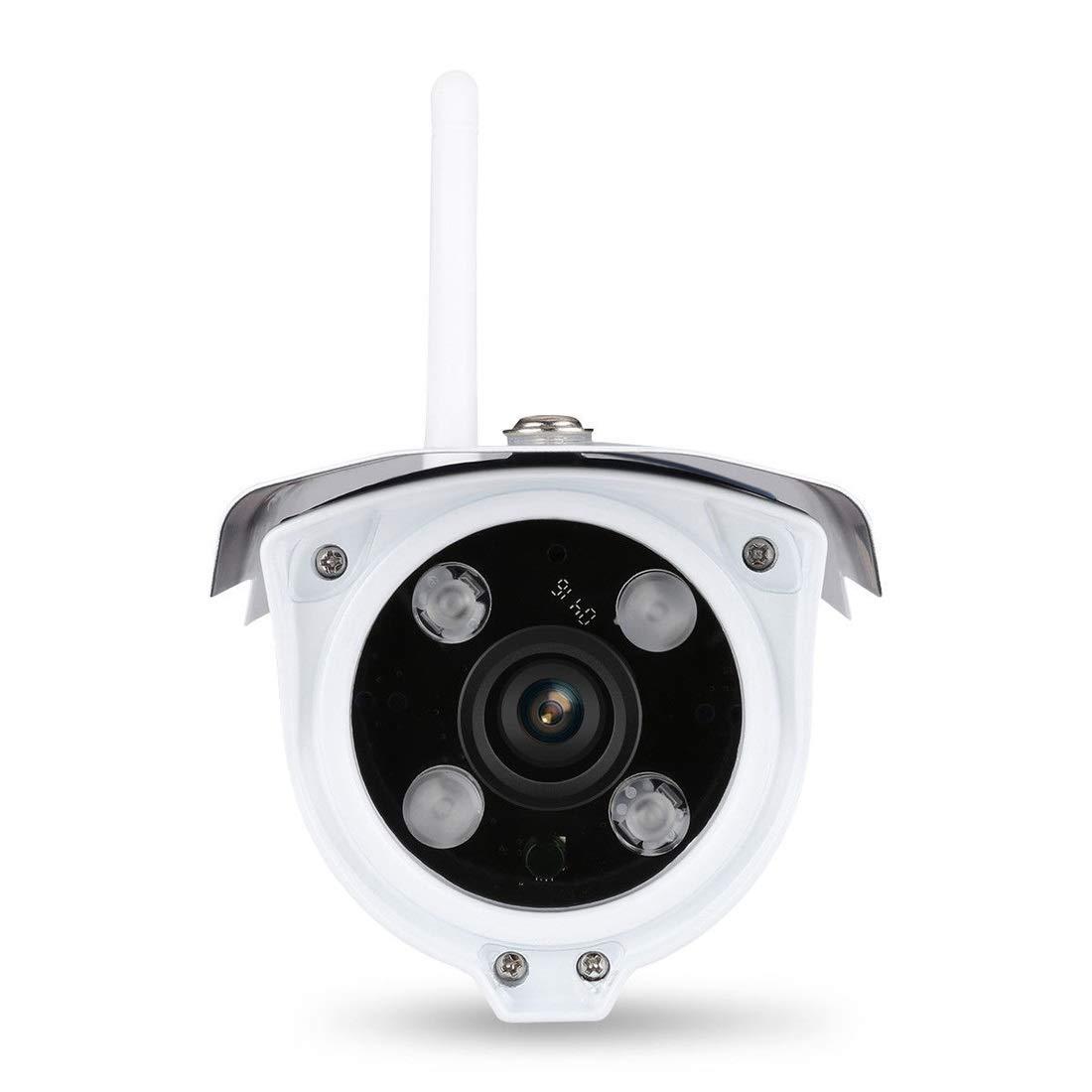 JPAKIOS HD屋外ウェブカメラ赤外線ナイトビジョンセキュリティ監視カメラ (色 : : ホワイト) JPAKIOS ホワイト ホワイト) B07QQQNL1H, 青森ほたて本舗:6b65d406 --- m2cweb.com