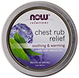 Now Foods Chest Rub Relief, 2 Ounce