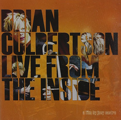 CD : Brian Culbertson - Live From The Inside (With DVD, 2 Disc)