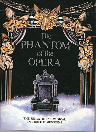 The Phantom of the Opera: Pop-Up Book