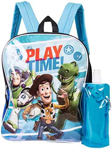 009fefe2b7f Toy Story Backpack Combo Set - Disney Pixar Toy Story Boys  3 Piece Backpack  Set