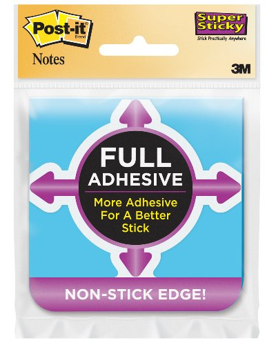 Post Sticky Adhesive Assorted Colors product image