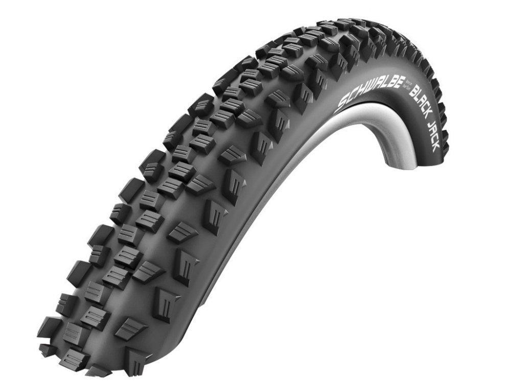 Schwalbe Fahrrad Reifen Black Jack HS407 Draht 26x2.00\