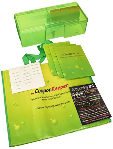 MyCouponKeeper Coupon Organization - Calculator For Couponing
