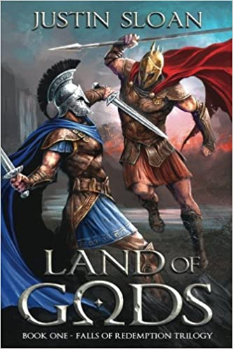 Amazon Fr Land Of Gods An Epic Fantasy Tale Of Love Lust