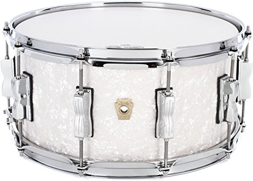Ludwig Classic Maple Snare (Ludwig Classic Maple Snare Drum - 6.5