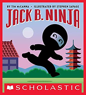 Jack B. Ninja (English Edition) eBook: Tim McCanna, Stephen ...