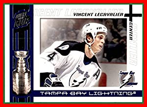 2003-04 Pacific Quest for the Cup #92 Vincent Lecavalier TAMPA BAY LIGHTNING
