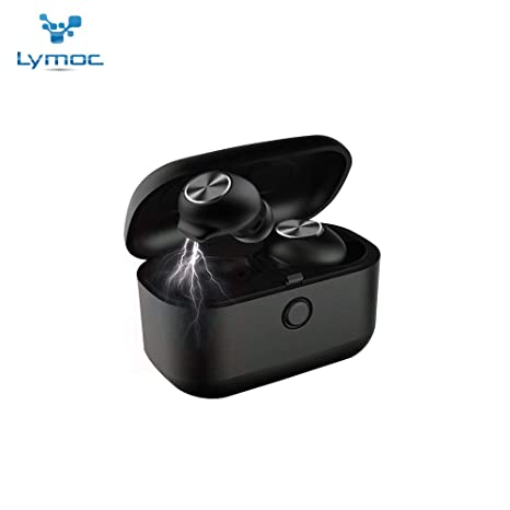 270f36f690c LYMOC L18 Bluetooth 5.0 TWS Mini Earbuds Wireless Headset Hands-Free  Earpiece with Double HD