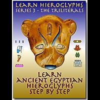 Learn Ancient Egyptian Hieroglyphs - Series 3 - Triliterals (Learn Hieroglyphs)