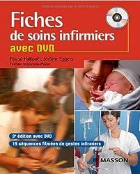Fiches de soins infirmiers (1DVD)
