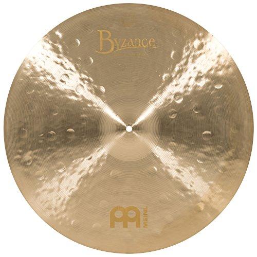 - Meinl Cymbals B22JETR Byzance 22-Inch Jazz Extra Thin Ride Cymbal (VIDEO)