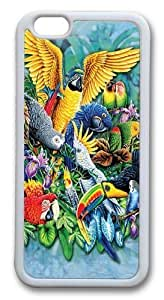 Case For Samsung Galaxy S5 Cover Covers -Birds of the Tropics 2 PC Silicone Hard Case For Samsung Galaxy S5 Cover White