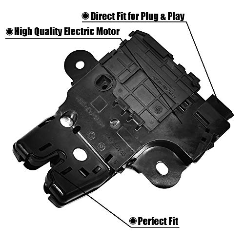 FEXON Trunk Lid Latch Lock Actuator Motor Mechanism For Chevrolet Chevy Cruze Impala Malibu Sonic Corvette Camaro Buick Regal LaCrosse Verano Allure Cadillac ATS CTS ELR XTS 13501988 940-108