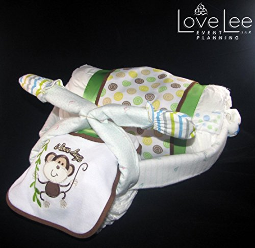Boys' Tricycle Diaper Cake Full Loaded!!! by Love Lee event planning