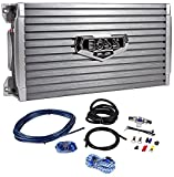 Boss Audio Armor AR1600.2 1600 Watt 2-Channel Car Audio Amplifier+Remote+Amp Kit