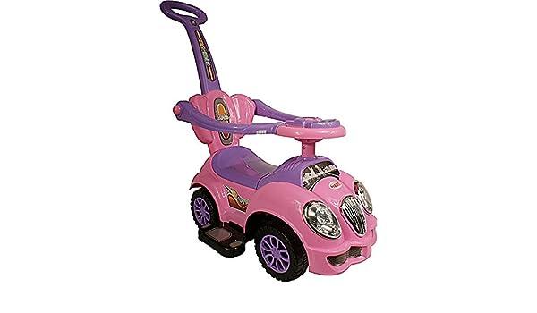 Moto y de coche para niños ARTI 558W Oldmobile Deluxe ROSA: Amazon ...