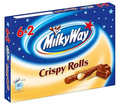 Milky Way Crispy Rolls, 150 g