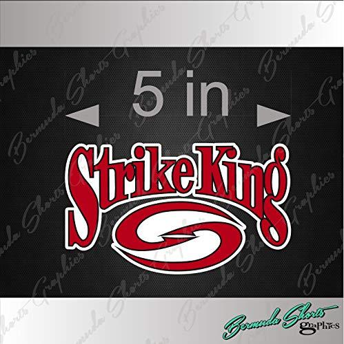Strike King Fishing Logo/Single / 5