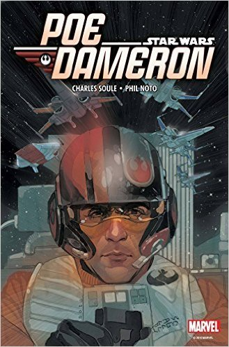 Star Wars Poe Dameron #1 Comic Book