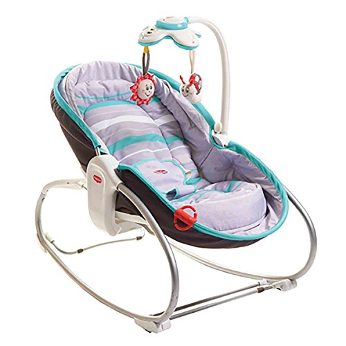 Tiny Love 3-in-1 Rocker-Napper, Turquoise by Tiny Love