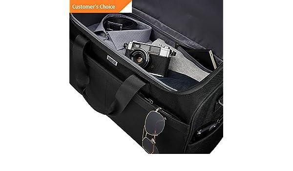 Amazon.com | Sandover Hartmann gage Century 21 Travel Duffel ...