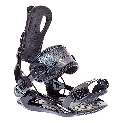 SP United Snowboardbindung  FT270, Schwarz, L, 25503