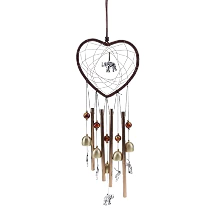 Home Decor Nursery Decor Lighting Dream Catcher Hanging Color Changing Solar Powered Led Lamp Wind Chime Crafts Girl Kid Room Hanging Decor Low Price