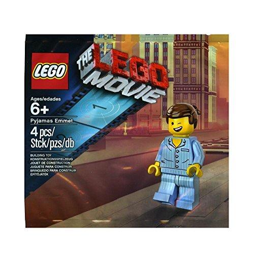 Lego Movie Set Pyjamas Minifigure