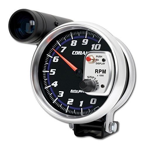 Auto Meter 6299 Cobalt Pedestal Mount Tachometer Gauge (1 4 Scale V8 Engines For Sale)