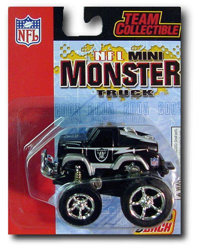 Nfl Toy Trucks : Oakland raiders die cast cars sfprices
