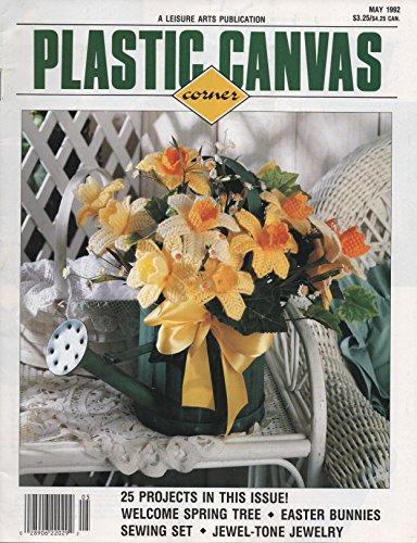 Plastic Canvas Corner (May 1992, Volume 3, Number (Plastic Canvas Corner)