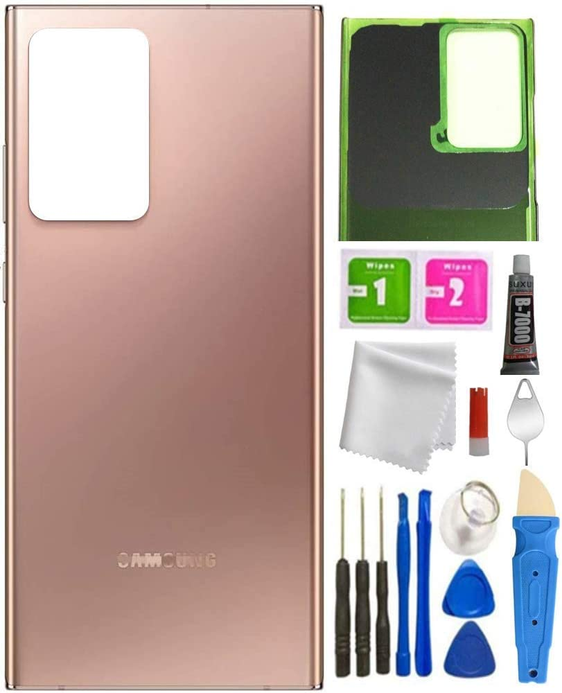 Repuesto Tapa Trasera Samsung Note 20 Ultra Bronce