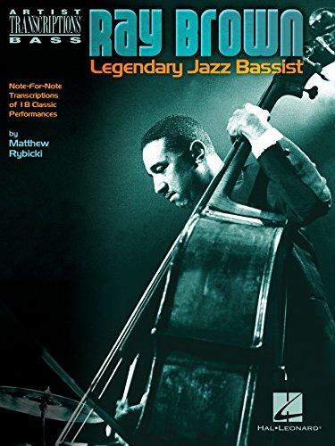 y Jazz Bassist (Artist Transcriptions Bass) ()