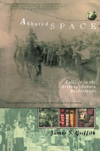 Shared Space (The Folklife of the West Series , Vol 1)