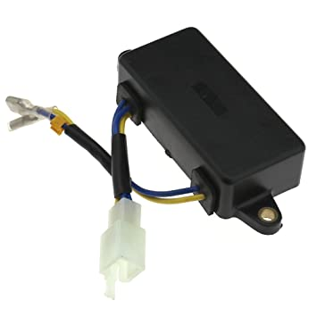 AVR Voltage Regulator Rectifier Single Phase