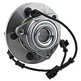 WJB WA515073 - Front Wheel Hub Bearing Assembly - Cross Reference: Timken SP500100 / Moog 515073 / SKF BR930285