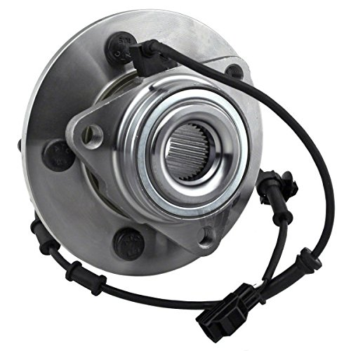 WJB WA515073 - Front Wheel Hub Bearing Assembly - Cross Reference: Timken SP500100 / Moog 515073 / SKF ()