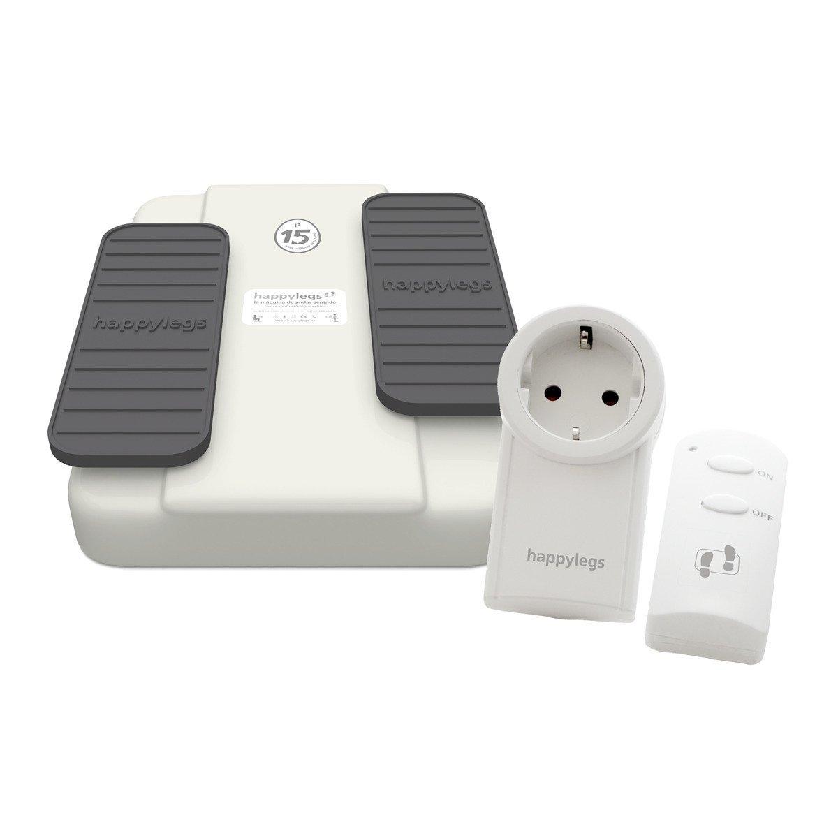 Happylegs Premium Maquina de andar sentado con mando a distancia