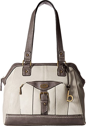 Price comparison product image b.o.c. Women's Bal Harbour Power Bank Crossbody Dove/Elephant Crossbody Bag