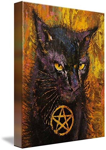Wall Art Print entitled Black Magic by Michael Creese | 11 x 14