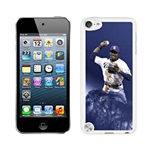 MLB Ipod Touch 5th Case Cover For MLB San Diego Padres By zeroCase