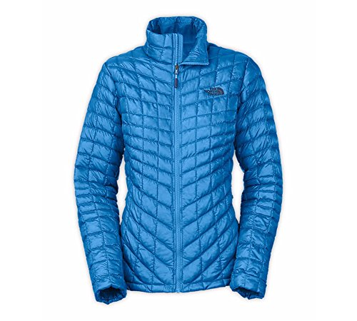 The North Face Womens Thermoball Full Zip Jacket(Exclusive Color) (X-small, Clear Lake Blue) by The North Face