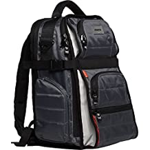 MONO EFX FlyBy Gear Backpack with Removable Laptop Sleeve in Black with Zorro Sounds Polishing Cloth 649241887553