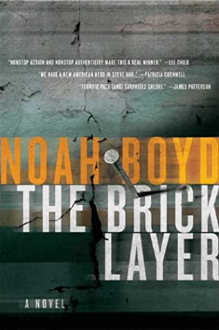 book cover of The Bricklayer