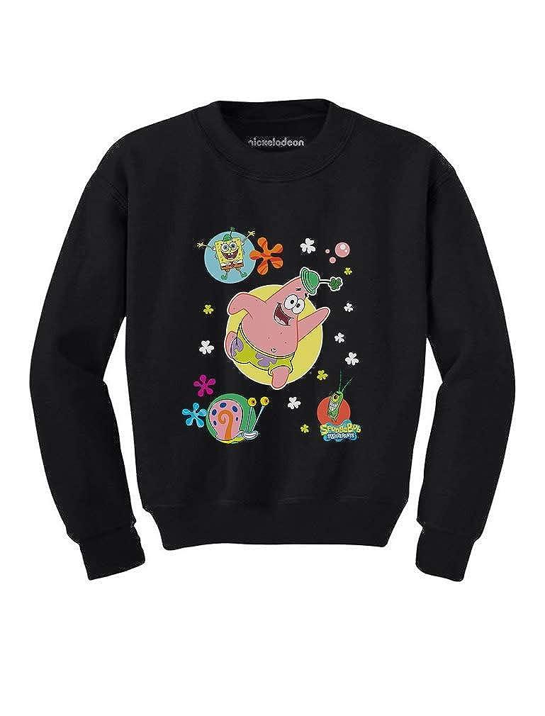 Tstars Irish St Patricks Day Spongebob Gift Official Toddler//Kids Sweatshirt
